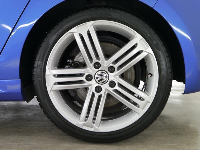 フォルクスワーゲン VW ゴルフ R・黒革・シートヒータ・純正ナビ・Bカメラ・1オーナー・禁煙