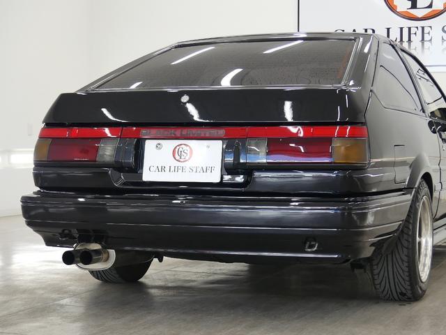 トヨタ スプリンタートレノ GT APEXブラックリミテッド400台限定エンジンOH済