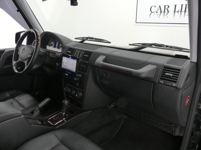 G55 AMGロング 後席セパレートシート ディーラー車(7枚目)