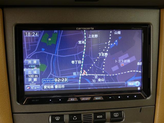 ベースグレード LIMITED50 19インチAW キャメルレザーシート ミラー型レーダー探知機 カロッツェリアナビ HIDヘッドライト 革巻きハンドル ETC 純正フロアマット  キーレス ディーラー車 禁煙車(55枚目)