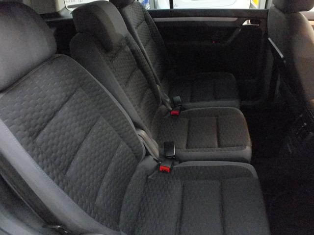 フォルクスワーゲン VW ゴルフトゥーラン TSI トレンドライン 7人乗り 社外ナビ 地デジTV