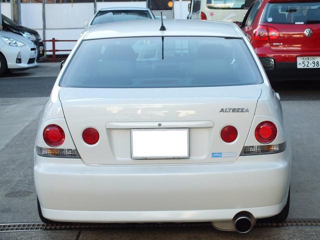 RS200 Lエディション 車高調 社外ナビ フルセグ(9枚目)