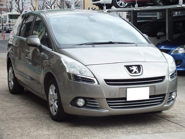 「プジョー」「プジョー 5008」「ミニバン・ワンボックス」「愛知県」の中古車3