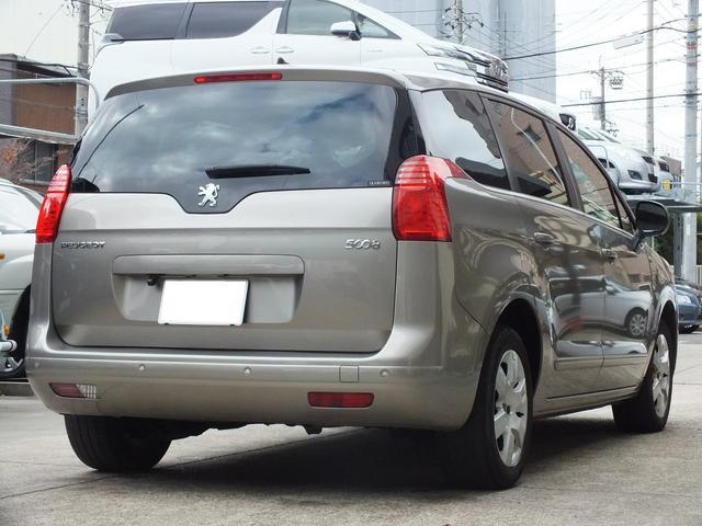 「プジョー」「プジョー 5008」「ミニバン・ワンボックス」「愛知県」の中古車7