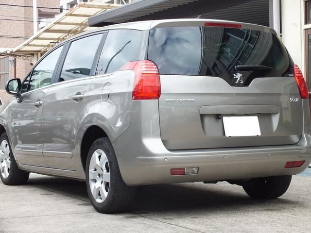 「プジョー」「プジョー 5008」「ミニバン・ワンボックス」「愛知県」の中古車8