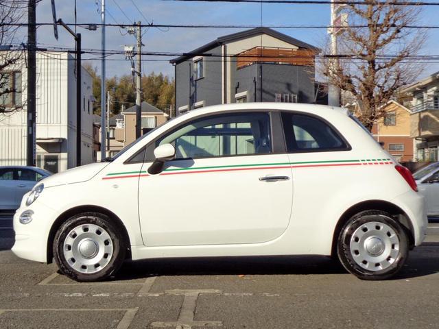 「フィアット」「500(チンクエチェント)」「コンパクトカー」「神奈川県」の中古車2