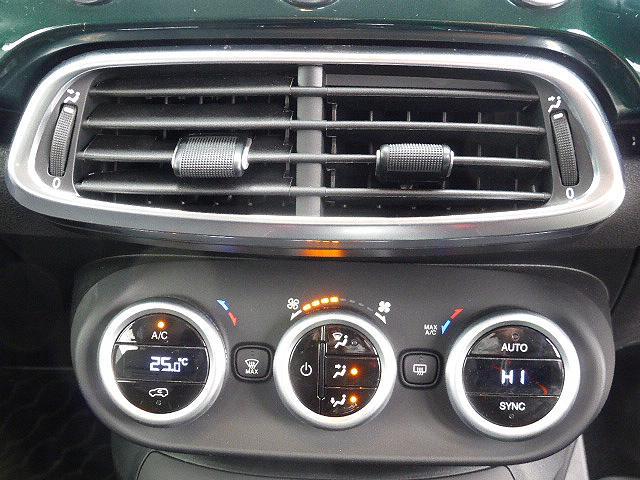 フィアット フィアット 500X ポップスター 新車保証継承 TFTメーター 地デジPNDナビ