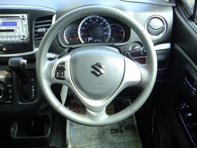 スズキ ワゴンRスティングレー T CVT ターボ HIDヘッドライト