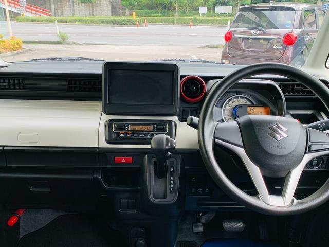 ハイブリッドG バックソナー ESP付 盗難防止 フルフラット ベンチS フルオートエアコン ETC Wエアバッグ 衝突安全ボディ Aストップ オートライト ABS 電格ミラー 記録簿 パワステ サイドエアバック(9枚目)