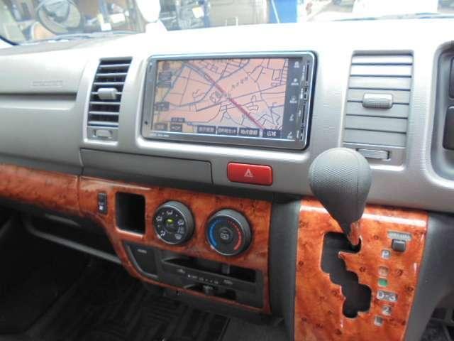 ロングスーパーGL 4WD ディーゼルターボ HDDナビTV(7枚目)