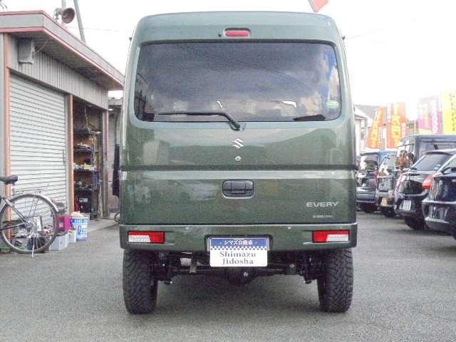 ジョイン ターボ ハイルーフ 4WD リフトアップ(5枚目)