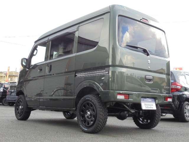 ジョイン ターボ ハイルーフ 4WD リフトアップ(6枚目)