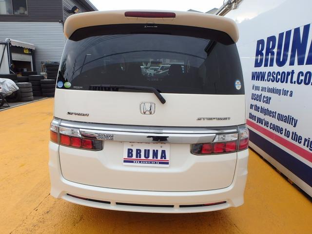 ホンダ ステップワゴン スパーダSZ両側パワスラ禁煙車Bカメ付HDDナビフルセグTV