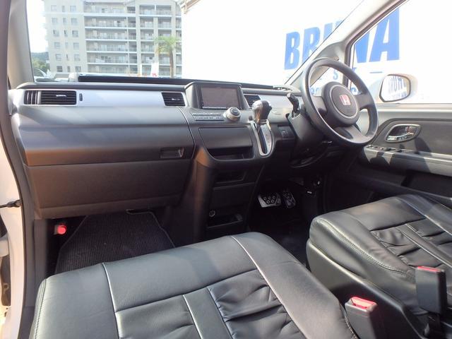 ホンダ ステップワゴン スパーダSZ 両側パワスラ禁煙車Bカメ付HDDナビフルセグ