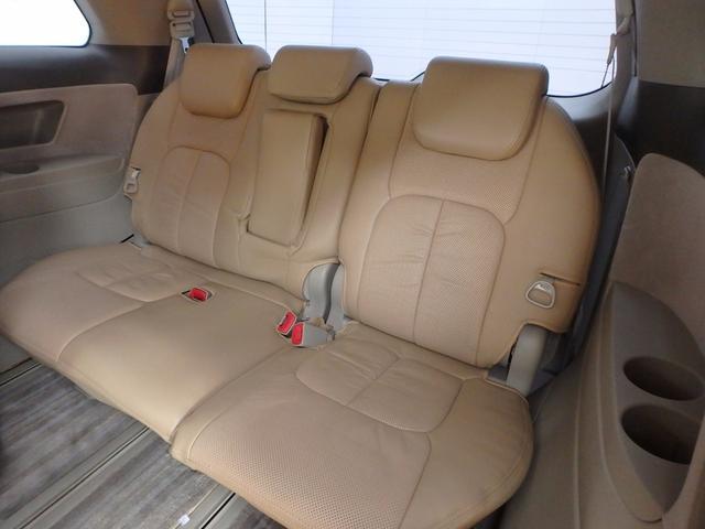 トヨタ エスティマ アエラスG両側パワスラ禁煙車Bカメ付HDDナビ革調シート
