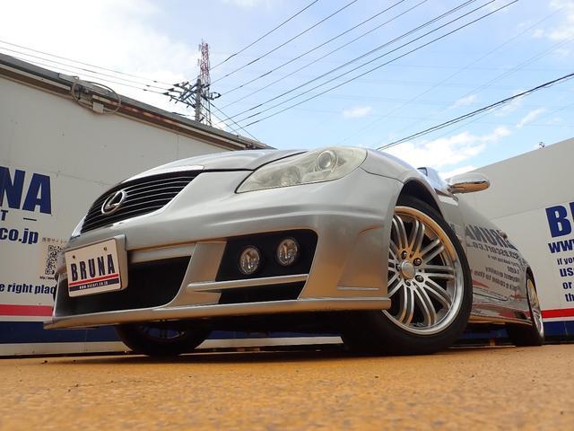 430SCV ノーブルカラーED純正赤革禁煙車SC430仕様(3枚目)
