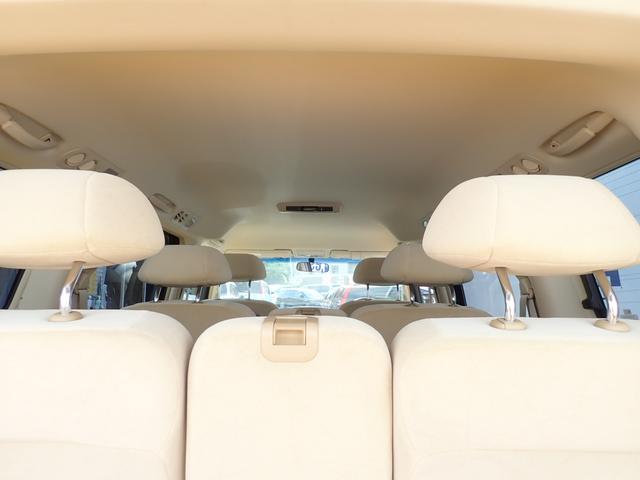 G パワースライドドア 禁煙車 HDDナビ DVD再生 ウッドパネル キセノンライト オートライト ドアバイザー タイミングチェーン プライバシーガラス 修復歴無 実走行46000km ディーラー下取り車(30枚目)
