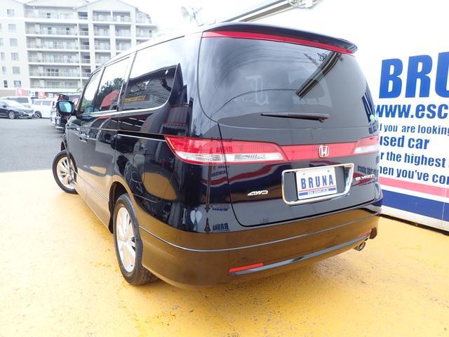 GエアロHDDナビスペシャルパッケージ 4WD 禁煙車 両側パワースライドドア 純正エアロ バックカメラ HDDナビ DVD再生可 ETC キセノン Tチェーン キャプテンシート7人乗り 後期型 実走行22000km ディーラー下取り車(6枚目)