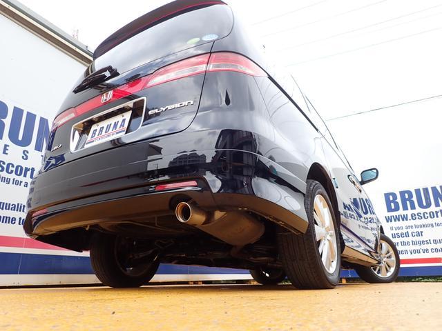 GエアロHDDナビスペシャルパッケージ 4WD 禁煙車 両側パワースライドドア 純正エアロ バックカメラ HDDナビ DVD再生可 ETC キセノン Tチェーン キャプテンシート7人乗り 後期型 実走行22000km ディーラー下取り車(16枚目)
