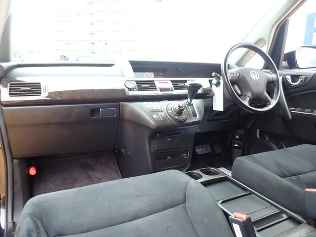 GエアロHDDナビスペシャルパッケージ 4WD 禁煙車 両側パワースライドドア 純正エアロ バックカメラ HDDナビ DVD再生可 ETC キセノン Tチェーン キャプテンシート7人乗り 後期型 実走行22000km ディーラー下取り車(17枚目)
