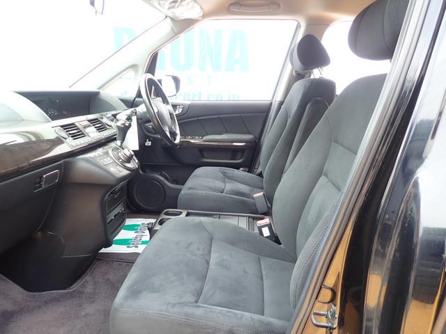 GエアロHDDナビスペシャルパッケージ 4WD 禁煙車 両側パワースライドドア 純正エアロ バックカメラ HDDナビ DVD再生可 ETC キセノン Tチェーン キャプテンシート7人乗り 後期型 実走行22000km ディーラー下取り車(19枚目)