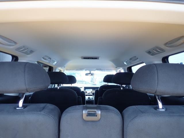 GエアロHDDナビスペシャルパッケージ 4WD 禁煙車 両側パワースライドドア 純正エアロ バックカメラ HDDナビ DVD再生可 ETC キセノン Tチェーン キャプテンシート7人乗り 後期型 実走行22000km ディーラー下取り車(29枚目)