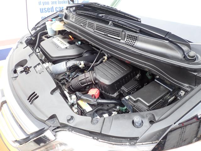 GエアロHDDナビスペシャルパッケージ 4WD 禁煙車 両側パワースライドドア 純正エアロ バックカメラ HDDナビ DVD再生可 ETC キセノン Tチェーン キャプテンシート7人乗り 後期型 実走行22000km ディーラー下取り車(38枚目)