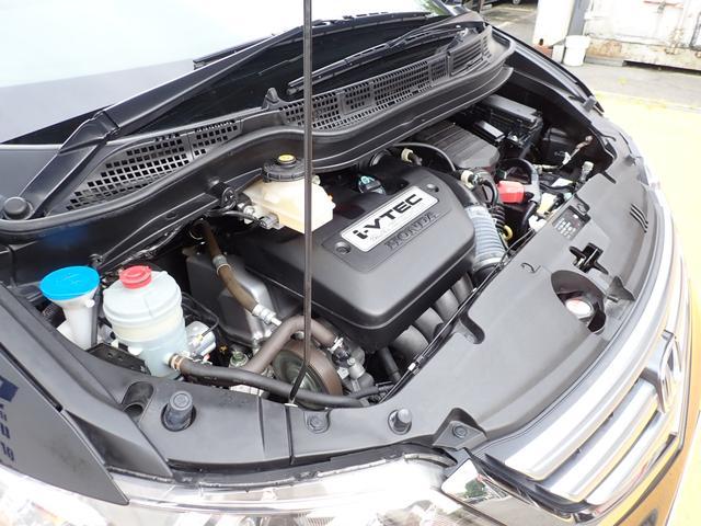 GエアロHDDナビスペシャルパッケージ 4WD 禁煙車 両側パワースライドドア 純正エアロ バックカメラ HDDナビ DVD再生可 ETC キセノン Tチェーン キャプテンシート7人乗り 後期型 実走行22000km ディーラー下取り車(39枚目)
