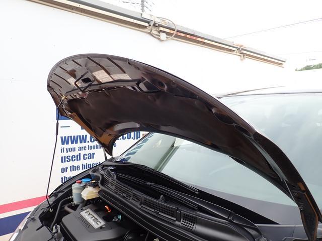 GエアロHDDナビスペシャルパッケージ 4WD 禁煙車 両側パワースライドドア 純正エアロ バックカメラ HDDナビ DVD再生可 ETC キセノン Tチェーン キャプテンシート7人乗り 後期型 実走行22000km ディーラー下取り車(41枚目)