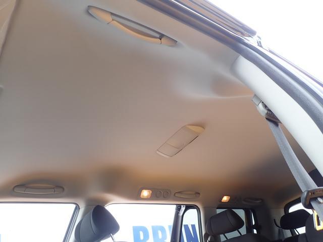GエアロHDDナビスペシャルパッケージ 4WD 禁煙車 両側パワースライドドア 純正エアロ バックカメラ HDDナビ DVD再生可 ETC キセノン Tチェーン キャプテンシート7人乗り 後期型 実走行22000km ディーラー下取り車(50枚目)