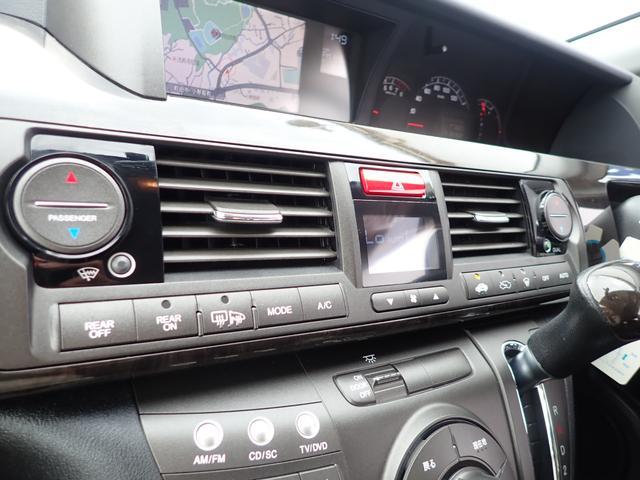 GエアロHDDナビスペシャルパッケージ 4WD 禁煙車 両側パワースライドドア 純正エアロ バックカメラ HDDナビ DVD再生可 ETC キセノン Tチェーン キャプテンシート7人乗り 後期型 実走行22000km ディーラー下取り車(55枚目)