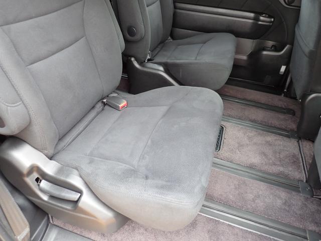 GエアロHDDナビスペシャルパッケージ 4WD 禁煙車 両側パワースライドドア 純正エアロ バックカメラ HDDナビ DVD再生可 ETC キセノン Tチェーン キャプテンシート7人乗り 後期型 実走行22000km ディーラー下取り車(73枚目)
