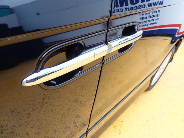 GエアロHDDナビスペシャルパッケージ 4WD 禁煙車 両側パワースライドドア 純正エアロ バックカメラ HDDナビ DVD再生可 ETC キセノン Tチェーン キャプテンシート7人乗り 後期型 実走行22000km ディーラー下取り車(78枚目)