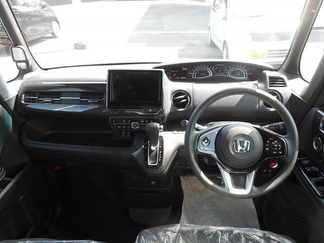 カスタム G・L Honda SENSING届出済未使用車(2枚目)