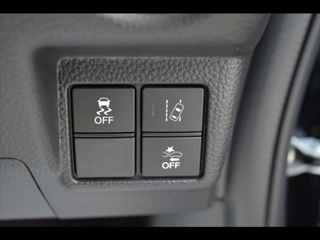 カスタム G・L Honda SENSING 届出済未使用車(9枚目)