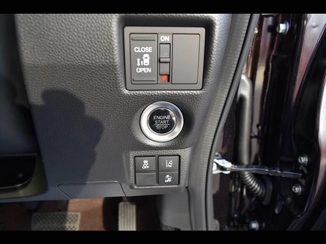 カスタム G・L Honda SENSING 届出済未使用車(8枚目)