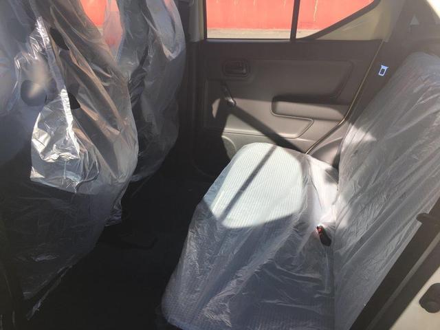 スズキ アルト F 届出済未使用車 キーレス 禁煙車