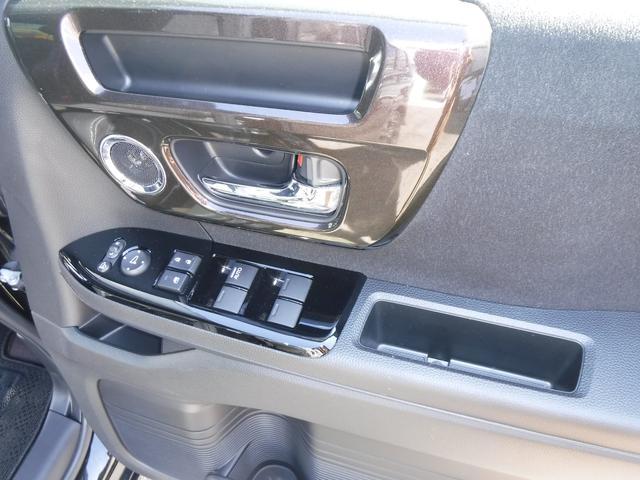 G・Lターボホンダセンシング 両側電動スライドドア ・ 純正LEDヘッドライト&フォグランプ ・ バックカメラ付純正ナビ ・ クルーズコントロール ・ スマートキー ・ パドルシフト ・ アイドリングストップ ・ オートライト(17枚目)