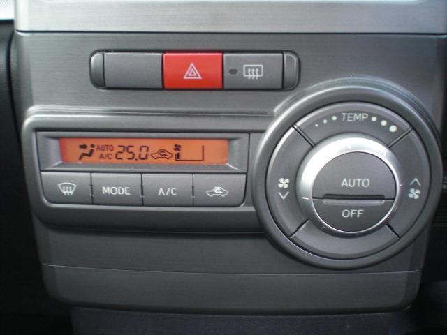 X スマートキー メモリーナビ ワンセグTV オートエアコン LEDヘッドライト 14AW リアスポ ETC CD再生 電格ミラー Pガラス ベンチシート エコアイドル(11枚目)