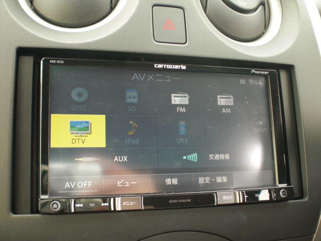 X エマージェンシーブレーキ・スマートキー&プッシュスタート・オートライト・ウインカーミラー・メモリーナビ・ワンセグTV・CD&DVD&SD再生・USB・Bカメラ・ETC・中古車保証1年付(10枚目)