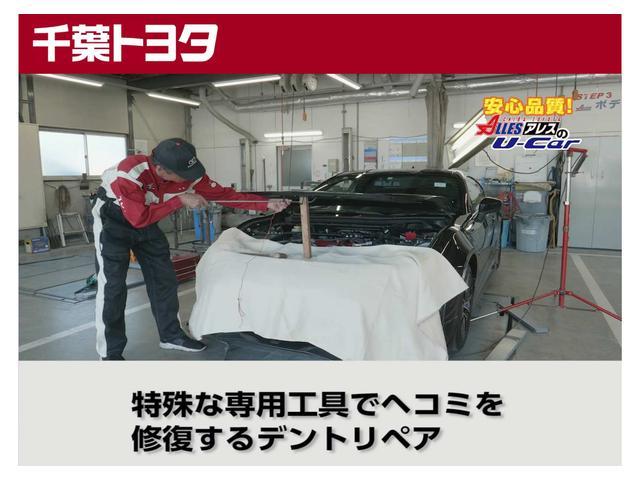 特殊な専門工具でヘコミを修復するデントリペアなども行っております。