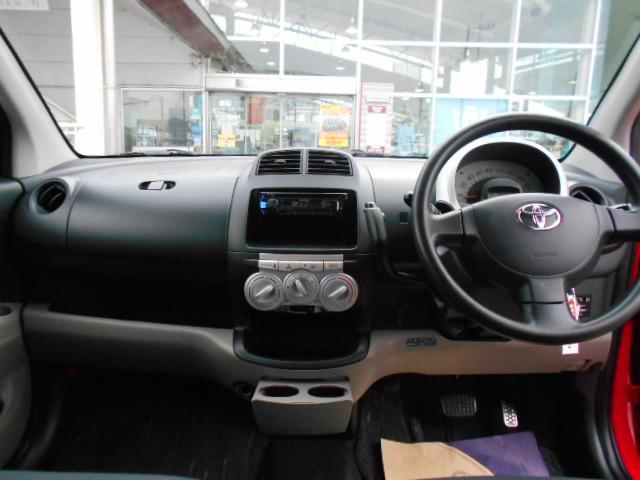 トヨタ パッソ X HIDリミテッド  HIDヘッドランプ
