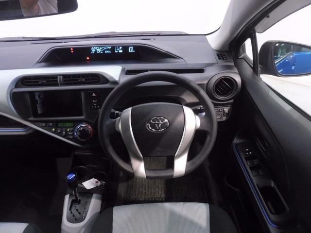 トヨタ アクア S フルエアロ スマートキー ワンオーナー