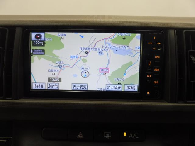 トヨタ パッソ X Lパッケージ メモリーナビ ワンオーナー