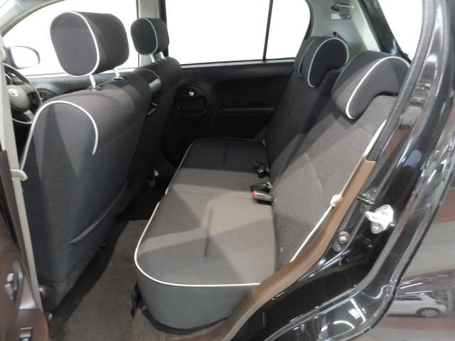 トヨタ パッソ 1.0X Lパッケージ・キリリ 当社社用車