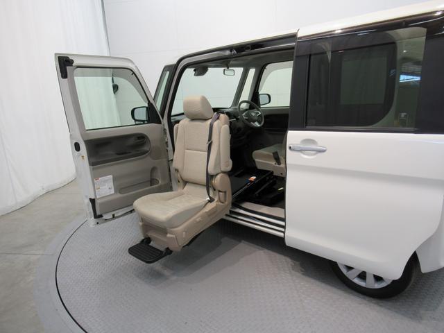 X SAII 4WD 助手席回転リフトアップシート 福祉車両(16枚目)