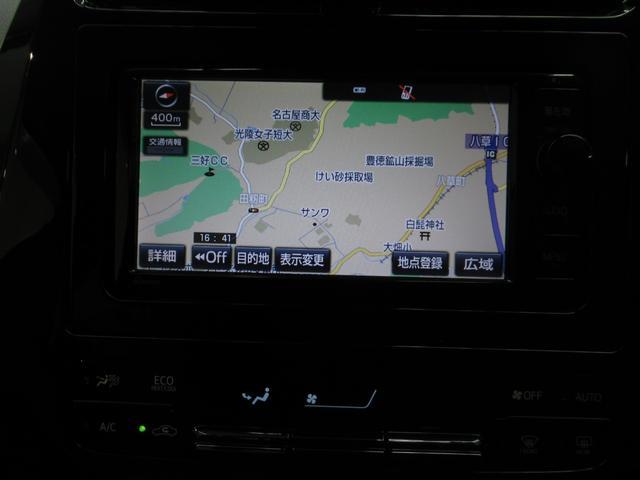 トヨタ純正オプションのメモリー(SD)●インチナビです。ナビは●●(メーカー名)製で使い勝手が非常に優れております。地図は●●年バージョンを搭載しております。