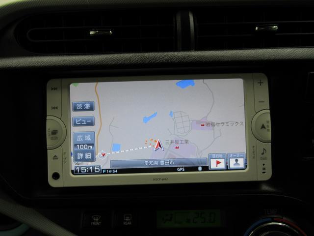 S スマートキー NSCP-W62ナビ&バックカメラ(17枚目)