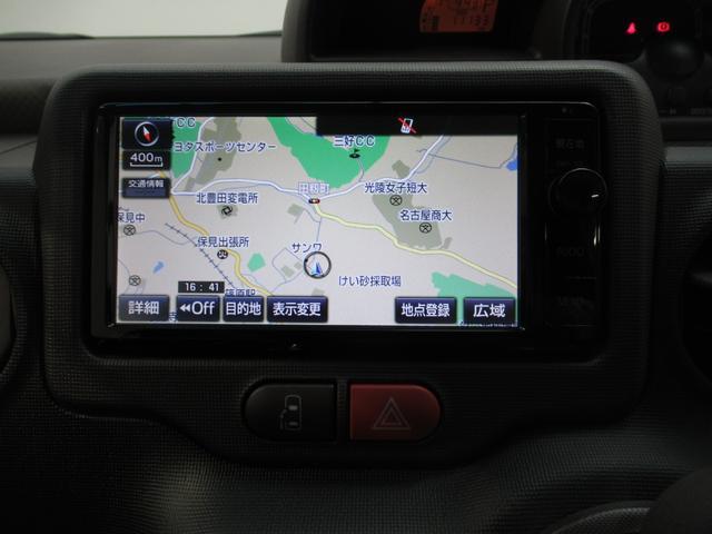 Fサイドアクセス車専用車イス仕様フルセグナビNSZNW64T(3枚目)