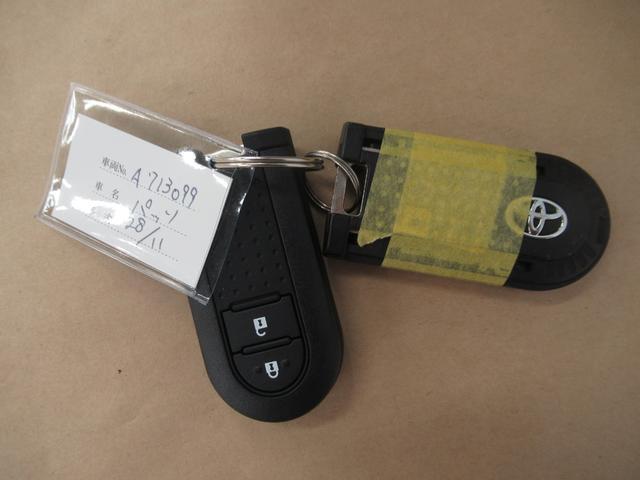 ドアの開錠施錠はドアノブに触れるだけ。センサーが感知して開錠施錠をしてくれます。一度スマートキーをご体感ください。便利ですよ。
